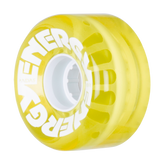 Radar Energy 62mm Clear Yellow - 4 Pack