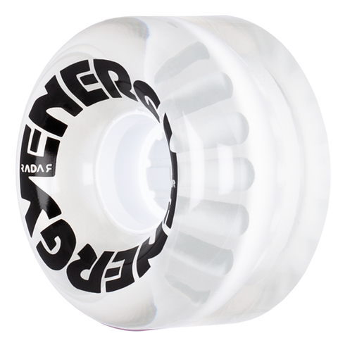 Radar Energy 65mm Clear- 4 Pack
