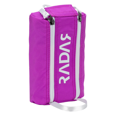 Radar Wheelie Bag Purple