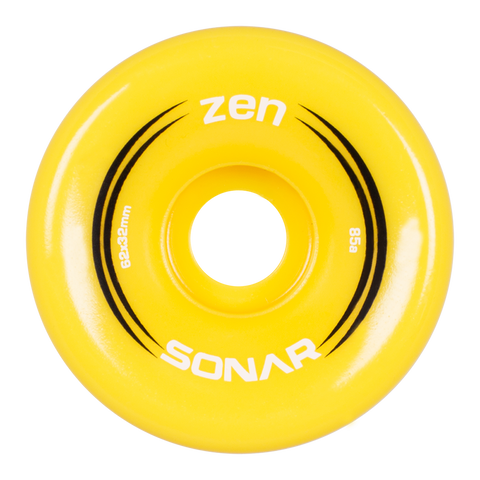Sonar Zen Yellow - 4 Pack