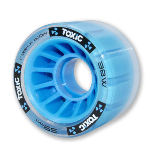 Mota Toxic Blue GRIP 4-pack