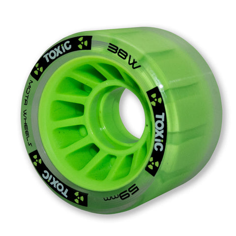 Mota Toxic Green GRIP 4-pack