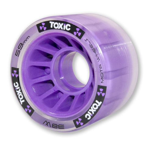 Mota Toxic Purple GRIP 4-pack