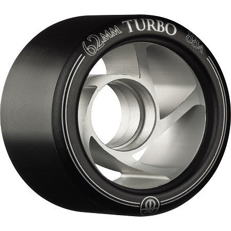 Rollerbones Turbo 88A Left - Black