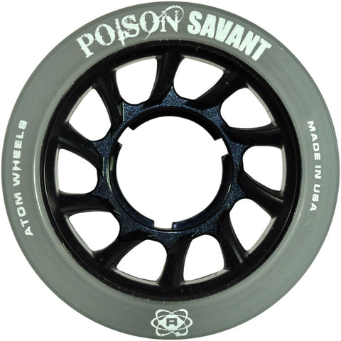 Atom Poison Savant Smoke - 4 Pack