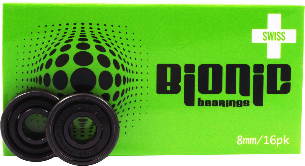 Atom Bionic ABEC-7 8mm Bearings