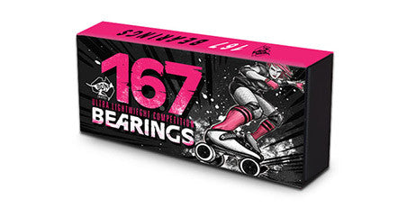 Bont 167 Bearings - 8 pack