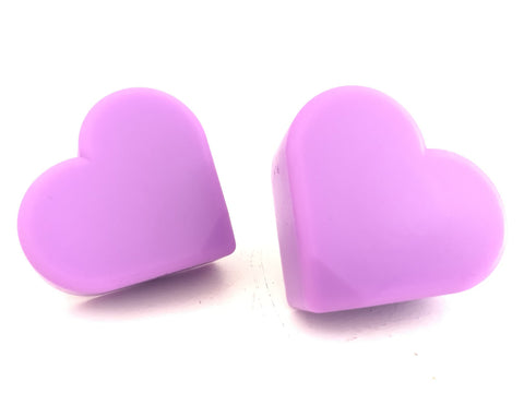 Heartstopper Toe Stops LaLa Lavender - Short Stem