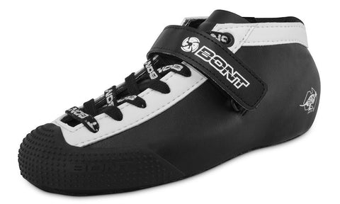 Bont Hybrid Black/White Trim