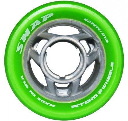 Atom Snap Green - 4 Pack
