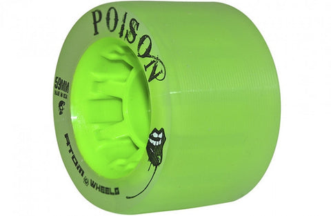 Atom Poison 59mm - 4 Pack
