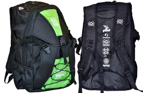 Atom Backpack Green