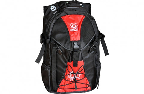 Atom Backpack Red