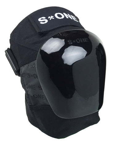 S1 Pro Knee Pads with Black Caps