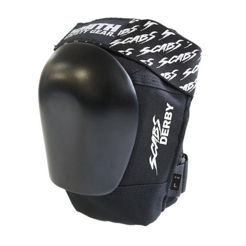 Smith Scabs Derby Knee Pads - Black