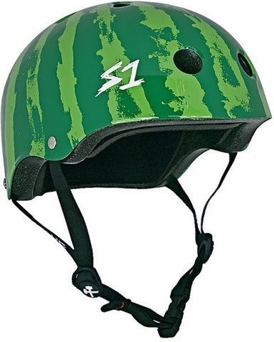 S1 Lifer Helmet - Watermelon Gloss