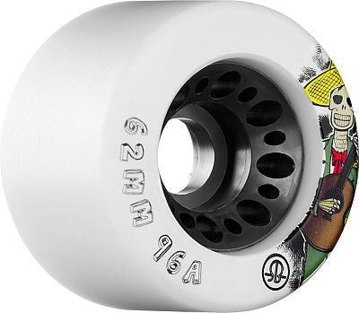 Rollerbones Day of the Dead 96A - 4 Pack