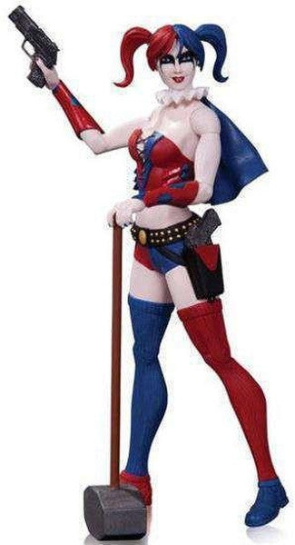 DC Comics The New 52 Series Suicide Squad:  HARLEY QUINN Action Figure - Littles Toy Company