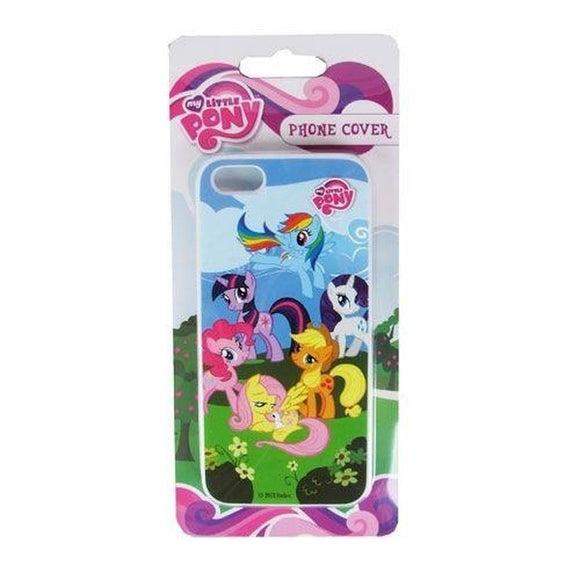 MY LITTLE PONY FRIENDSHIP IS MAGIC IPHONE 5 AND 5S PLASTIC SNAP-ON PHONE COVER - Littles Toy Company