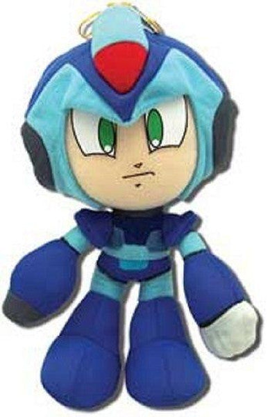 Mega Man X Series Plush X4 9