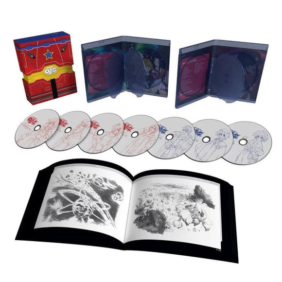 Outlaw Star - Complete Collection Limited Edition Blu-ray/DVD - Littles Toy Company