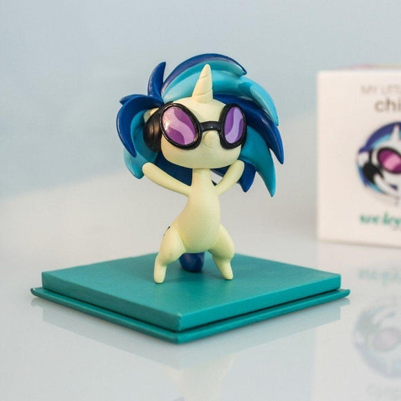 We Love Fine My Little Pony DJ PON-3 Chibi Vinyl figure - Littles Toy Company