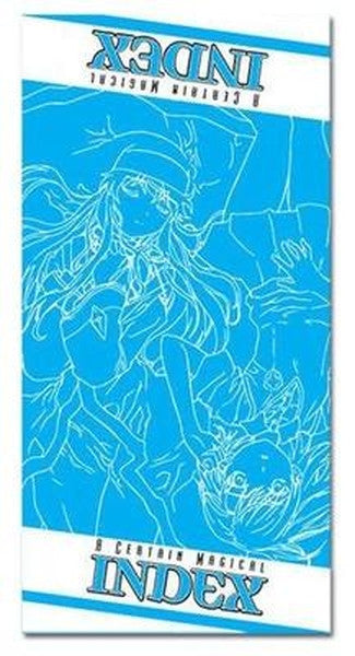 A Certain Magical Index: Index Towel - Littles Toy Company