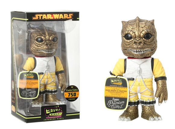 FUNKO HIKARI STAR WARS METALLIC BOSSK LIMITED TO 750 - Littles Toy Company