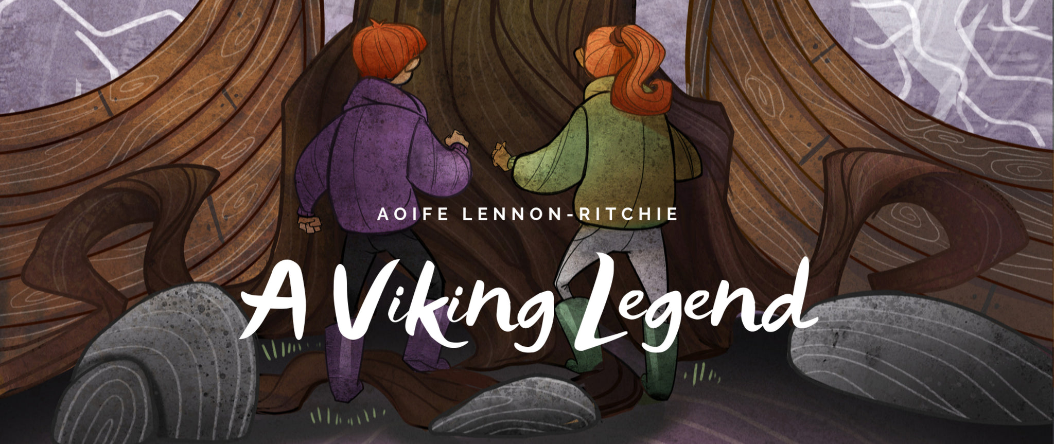 Book Launch: A Viking Legend by Aoife Lennon-Ritchie