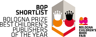 Imagnary House shortlisted for Bologna Prize for Best Children's Publisher of the Year