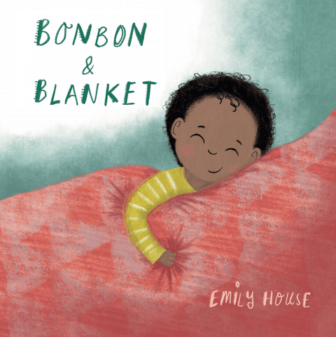 Bonbon and Blanket kids book front cover