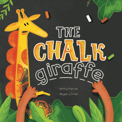 The Chalk Giraffe front cover