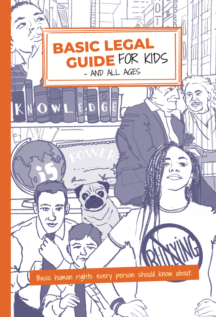 The Basic Legal Guide for Kids