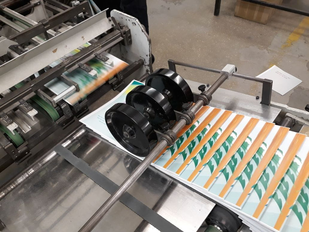 Getting books printed at Imagnary House