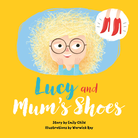 Front Cover - Lucy and Mum's Shoes