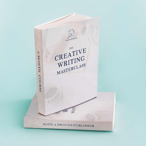 Imagnary House's Creative Writing Masterclass course tutored by a proven publisher.