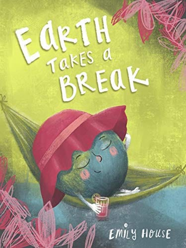 Earth Takes a Break front cover
