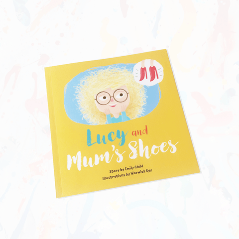 Lucy and Mum's Shoes | A Children's Picture Book