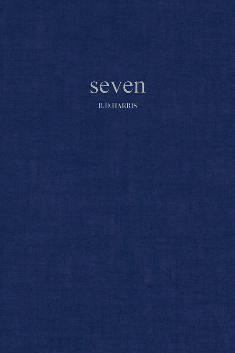 The cover of seven: an anthology of short stories by B. D. Harris