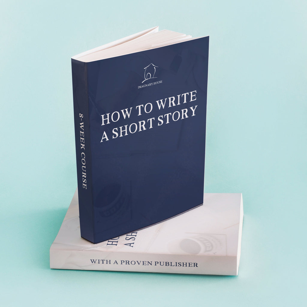 A creative writing course on how to write a short story with an experienced publisher