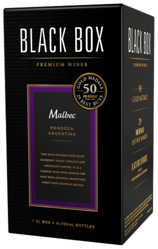 Black Box Malbec NV