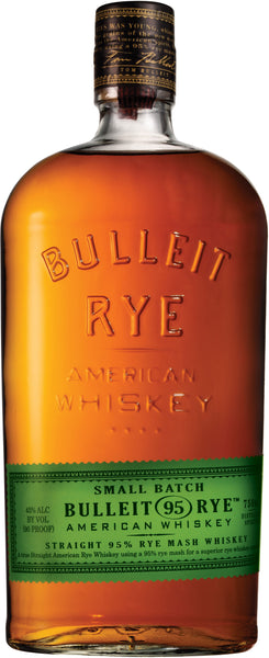 Bulleit Small Batch American Straight Rye Mash Whiskey