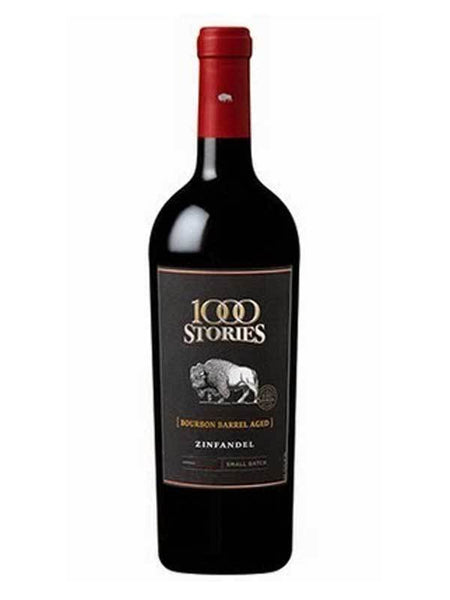 2017 1000 Stories Bourbon Barrel Zinfandel