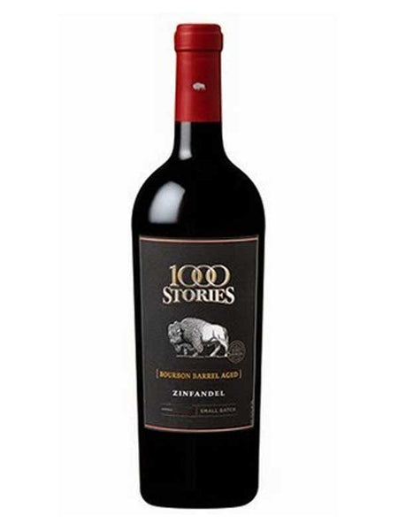 2016 1000 Stories Bourbon Barrel Zinfandel