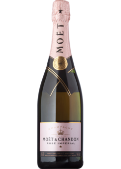 NV Moet& Chandon Rose Imperial Brut