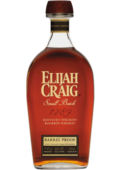 Elijah Craig Bourbon Barrel Proof