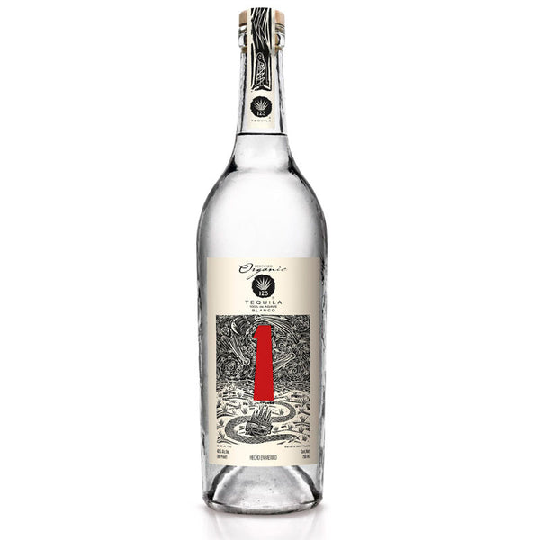 1 2 3 Tequila Blanco 1 Tequila (Uno)