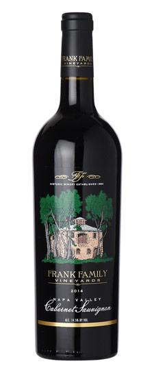 2015 Frank Family Vineyards Cabernet Sauvignon