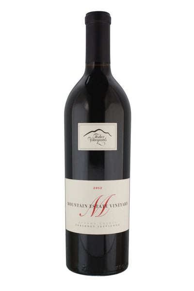 2013 Fisher Vineyards Mountain Estate Vineyard Cabernet Sauvignon