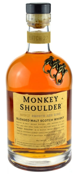 Monkey Shoulder Batch 27 Blended Malt Scotch